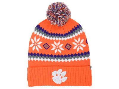 Clemson Tigers Top of the World NCAA Fogbow Knit