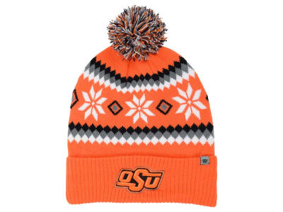 Oklahoma State Cowboys Top of the World NCAA Fogbow Knit