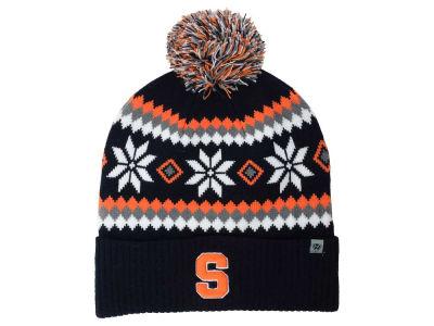 Syracuse Orange Top of the World NCAA Fogbow Knit