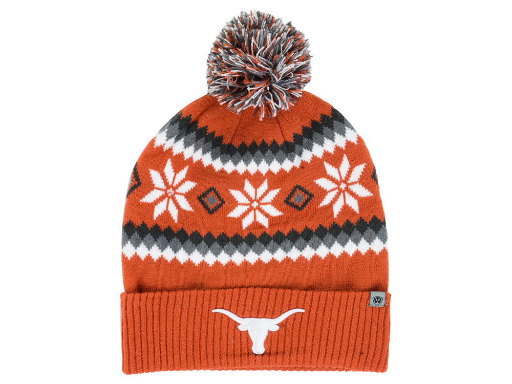 premium selection c7226 7f584 sweden texas longhorns top of the world ncaa fogbow knit 4c6c8 5612b