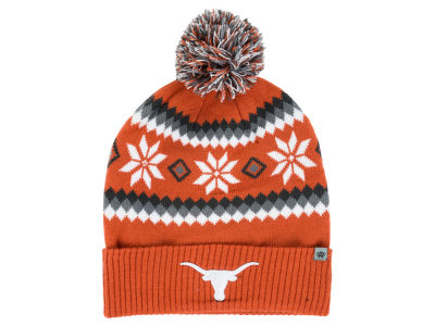 Texas Longhorns Top of the World NCAA Fogbow Knit