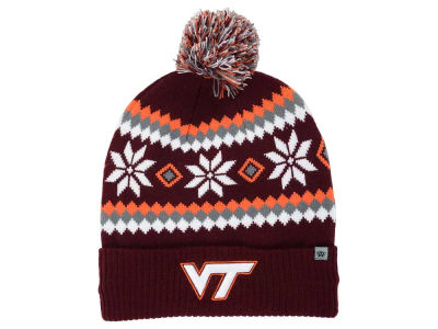 Virginia Tech Hokies Top of the World NCAA Fogbow Knit