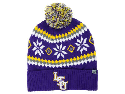 LSU Tigers Top of the World NCAA Fogbow Knit