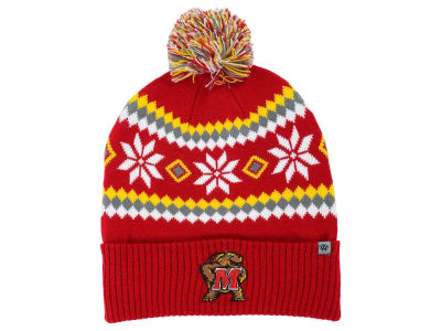 Maryland Terrapins Top of the World NCAA Fogbow Knit