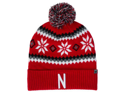 Nebraska Cornhuskers Top of the World NCAA Fogbow Knit