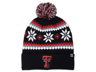 Texas Tech Red Raiders Top of the World NCAA Fogbow Knit
