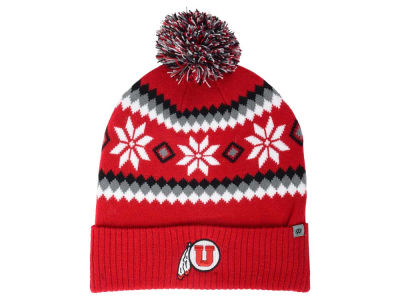 Utah Utes Top of the World NCAA Fogbow Knit