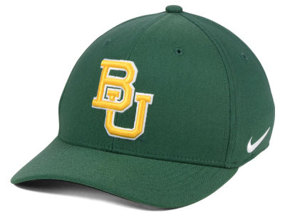 Baylor Bears Nike NCAA Classic Swoosh Cap 8f34419a154