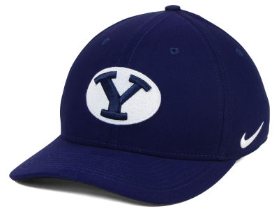 Brigham Young Cougars Nike NCAA Classic Swoosh Cap