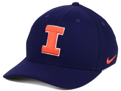 Illinois Fighting Illini Nike NCAA Classic Swoosh Cap