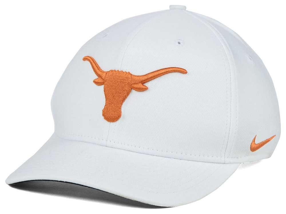 outlet store 5534d 8744c low price texas longhorns nike ncaa classic swoosh cap 3c692 dcac4