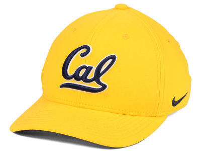 California Golden Bears Nike NCAA Classic Swoosh Cap