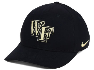 Wake Forest Demon Deacons Nike NCAA Classic Swoosh Cap