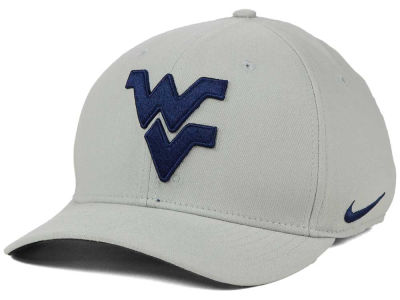West Virginia Mountaineers Nike NCAA Classic Swoosh Cap