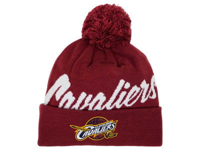 Cleveland Cavaliers Mitchell and Ness NBA Double Up Cuff Knit