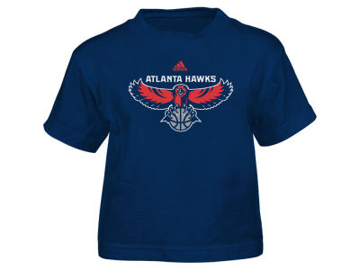 Atlanta Hawks NBA Toddler Primary Logo T-Shirt