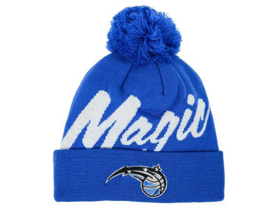 Orlando Magic Mitchell & Ness NBA Double Up Cuff Knit