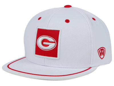Georgia Bulldogs Top of the World NCAA Clubhouse Snapback Cap