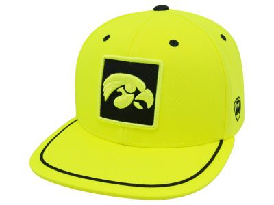 Iowa Hawkeyes Top of the World NCAA Clubhouse Snapback Cap