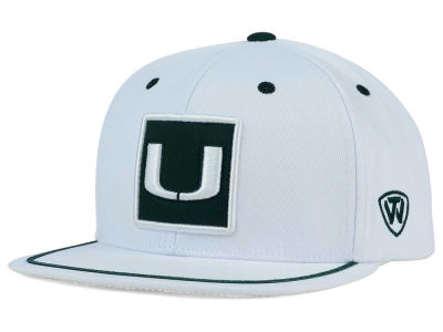 Miami Hurricanes Top of the World NCAA Clubhouse Snapback Cap