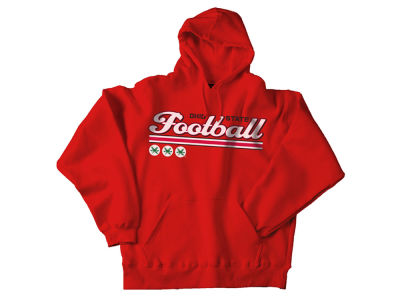 Ohio State Buckeyes NCAA Women's Football Hoodie