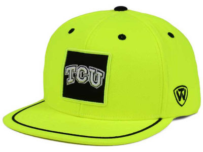 Texas Christian Horned Frogs Top of the World NCAA Clubhouse Snapback Cap