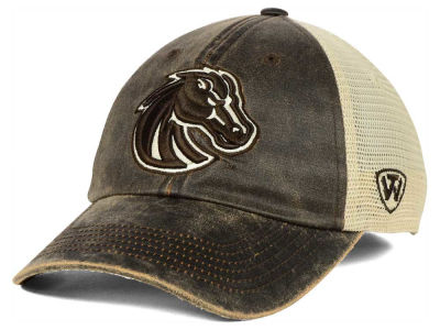 Boise State Broncos Top of the World NCAA Scat Mesh Cap