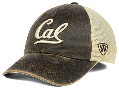 California Golden Bears Top of the World NCAA Scat Mesh Cap