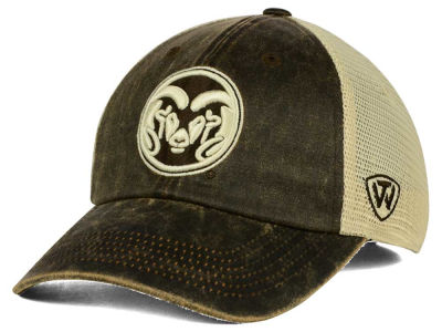 Colorado State Rams Top of the World NCAA Scat Mesh Cap