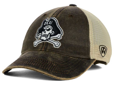 East Carolina Pirates Top of the World NCAA Scat Mesh Cap