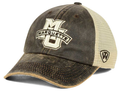 Marquette Golden Eagles Top of the World NCAA Scat Mesh Cap