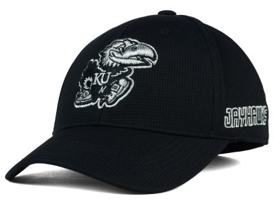 Kansas Jayhawks Top of the World NCAA Diamond Flex Cap