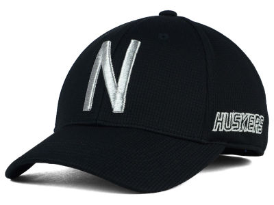 Nebraska Cornhuskers Top of the World NCAA Diamond Flex Cap