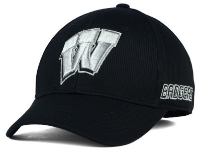 Wisconsin Badgers Top of the World NCAA Diamond Flex Cap