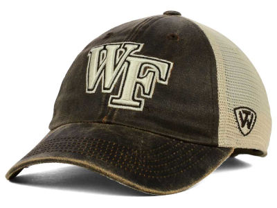 Wake Forest Demon Deacons Top of the World NCAA Scat Mesh Cap