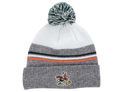Miami Hurricanes Top of the World NCAA Trinity II Knit