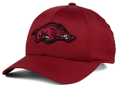 Arkansas Razorbacks Top of the World NCAA Aerocool Adjustable Cap