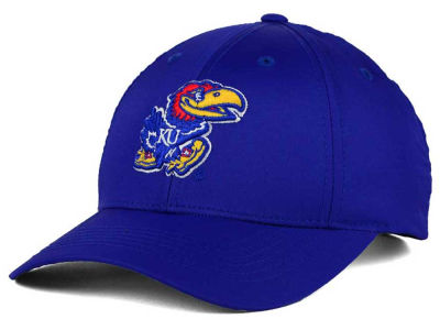 Kansas Jayhawks Top of the World NCAA Aerocool Adjustable Cap