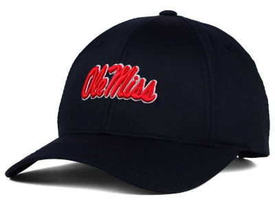Ole Miss Rebels Top of the World NCAA Aerocool Adjustable Cap