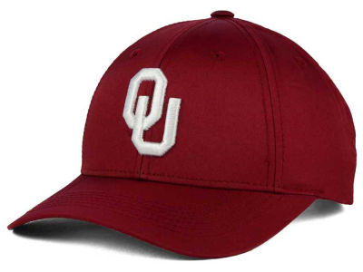 Oklahoma Sooners Top of the World NCAA Aerocool Adjustable Cap