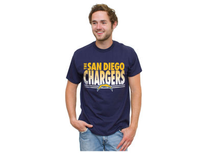 San Diego Chargers NFL Men's Fresh Fade T-Shirt