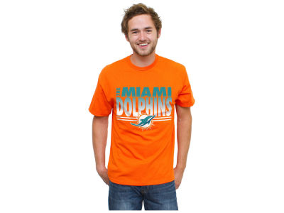 Miami Dolphins NFL Men's Fresh Fade T-Shirt