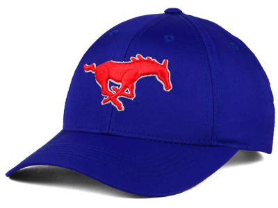 Southern Methodist Mustangs Top of the World NCAA Aerocool Adjustable Cap