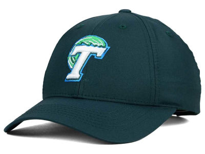 Tulane Green Wave Top of the World NCAA Aerocool Adjustable Cap