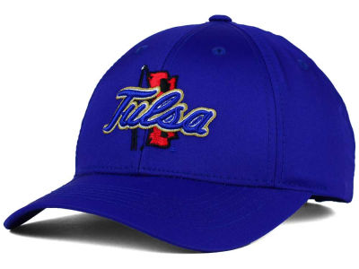 Tulsa Golden Hurricane Top of the World NCAA Aerocool Adjustable Cap