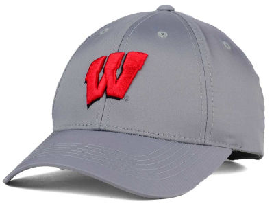 Wisconsin Badgers Top of the World NCAA Aerocool Adjustable Cap