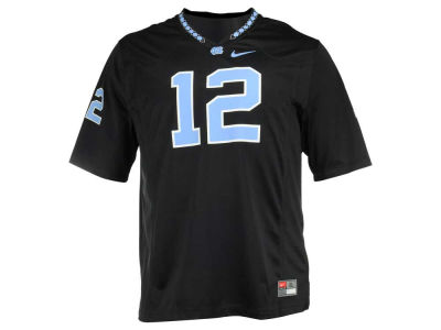 North Carolina Tar Heels #12 Nike NCAA Replica Football Game Jersey