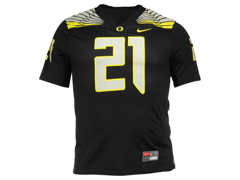 0d19afd92 Oregon Ducks Nike NCAA Replica Football Game Jersey