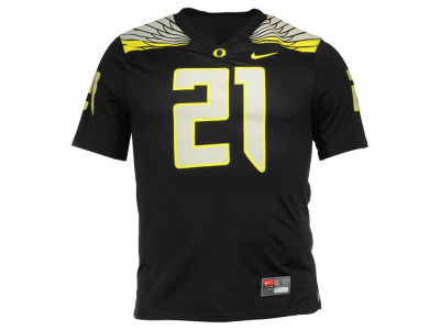 Oregon Ducks #21 Nike NCAA Replica Football Game Jersey