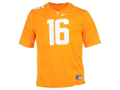 Tennessee Volunteers #16 Nike NCAA Replica Football Game Jersey